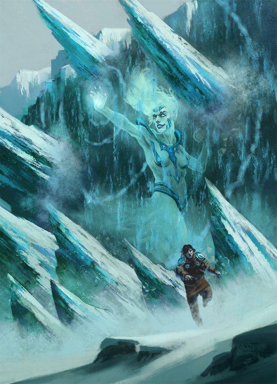 Klaus Pillon deviantart ilustrações fantasia e ficção científica