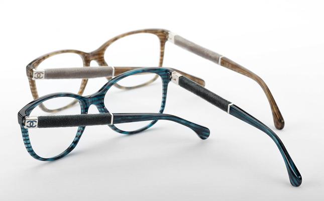 IULICHKA: Chanel Glasses For Fall/Winter 2013-2014