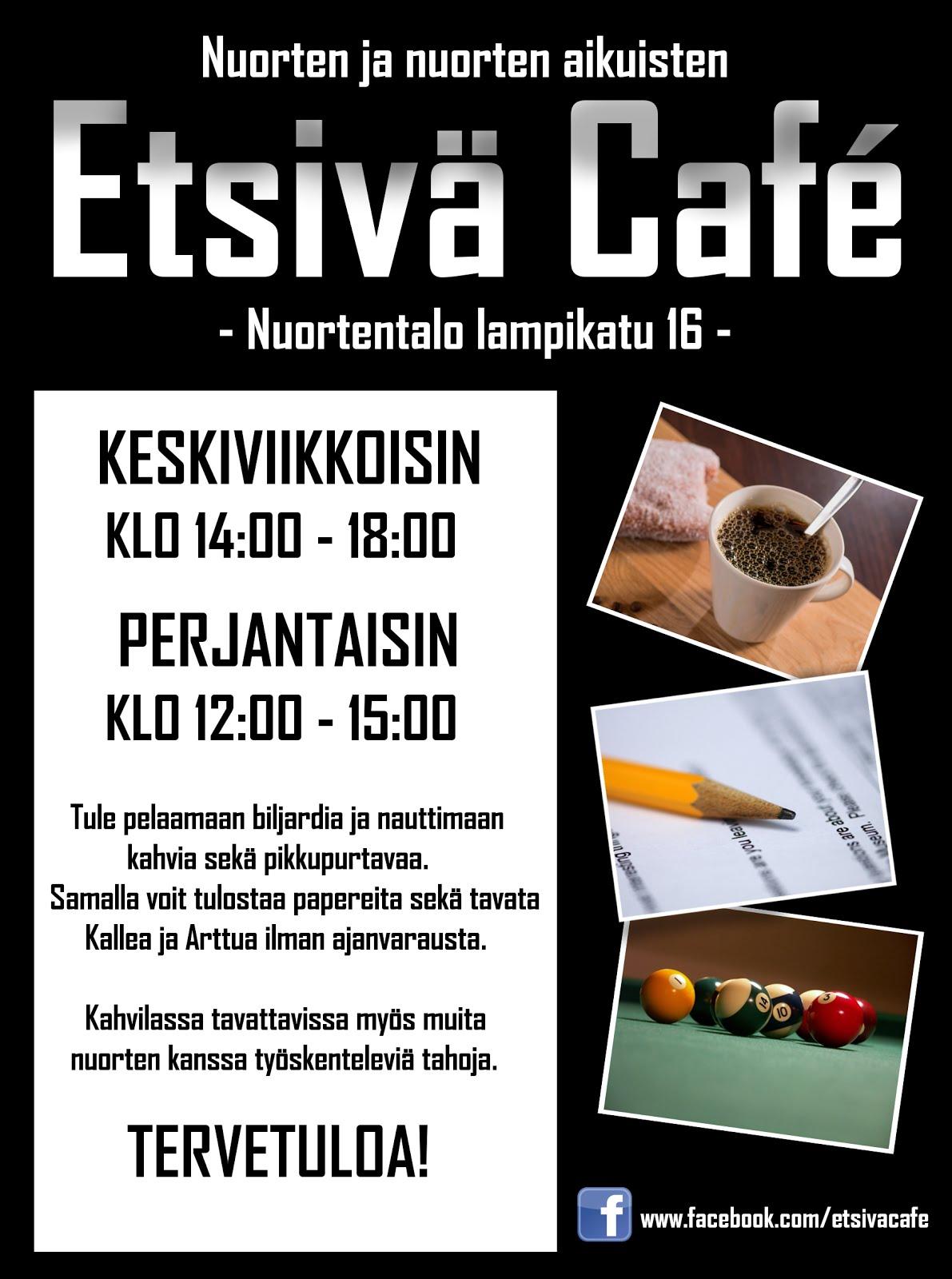 Etsivä Café