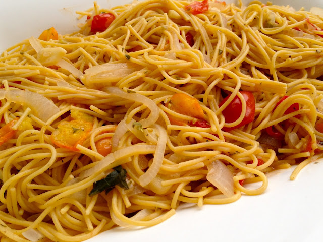 one pot wonder pasta