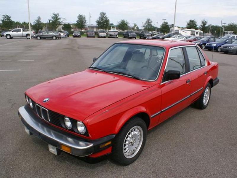Automotive Database BMW 3 Series E30
