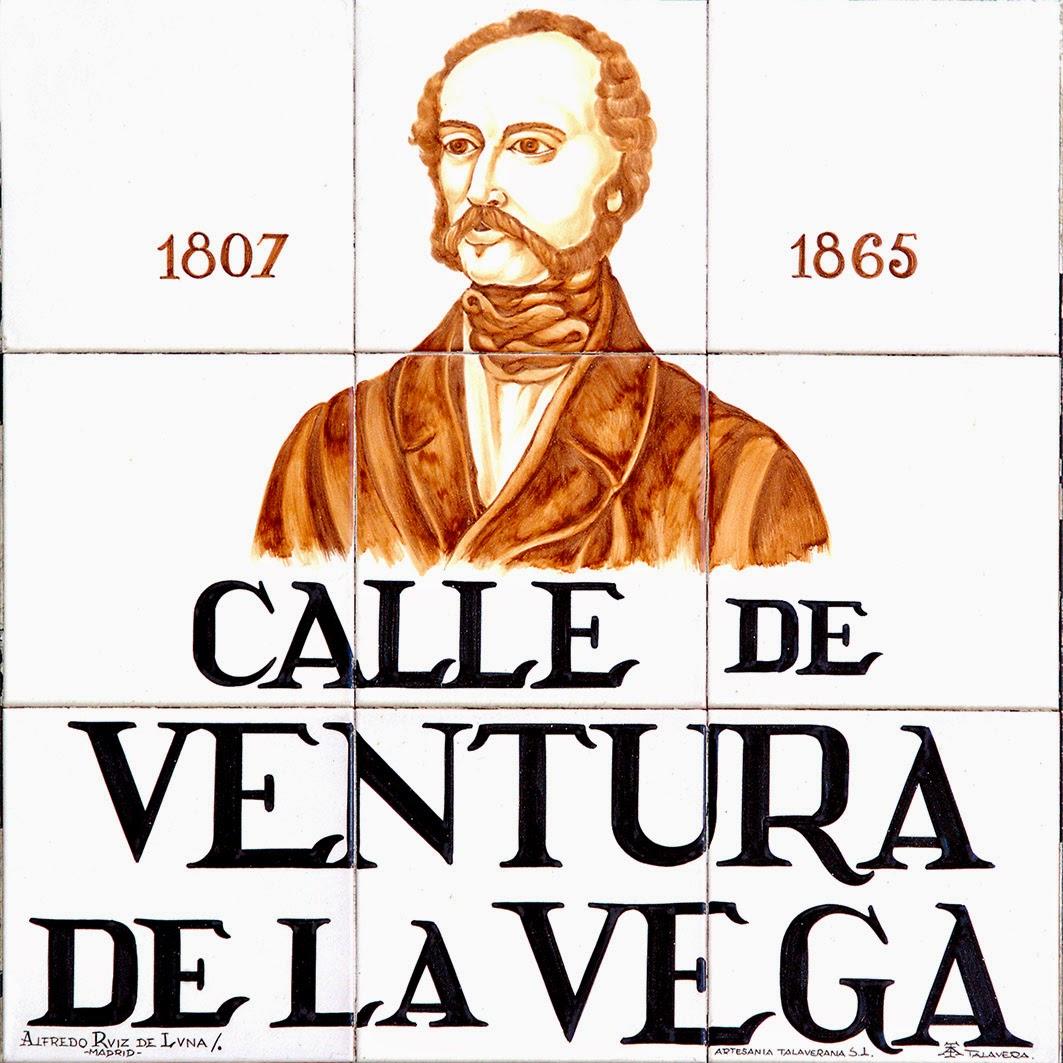 Calle de Ventura de la Vega