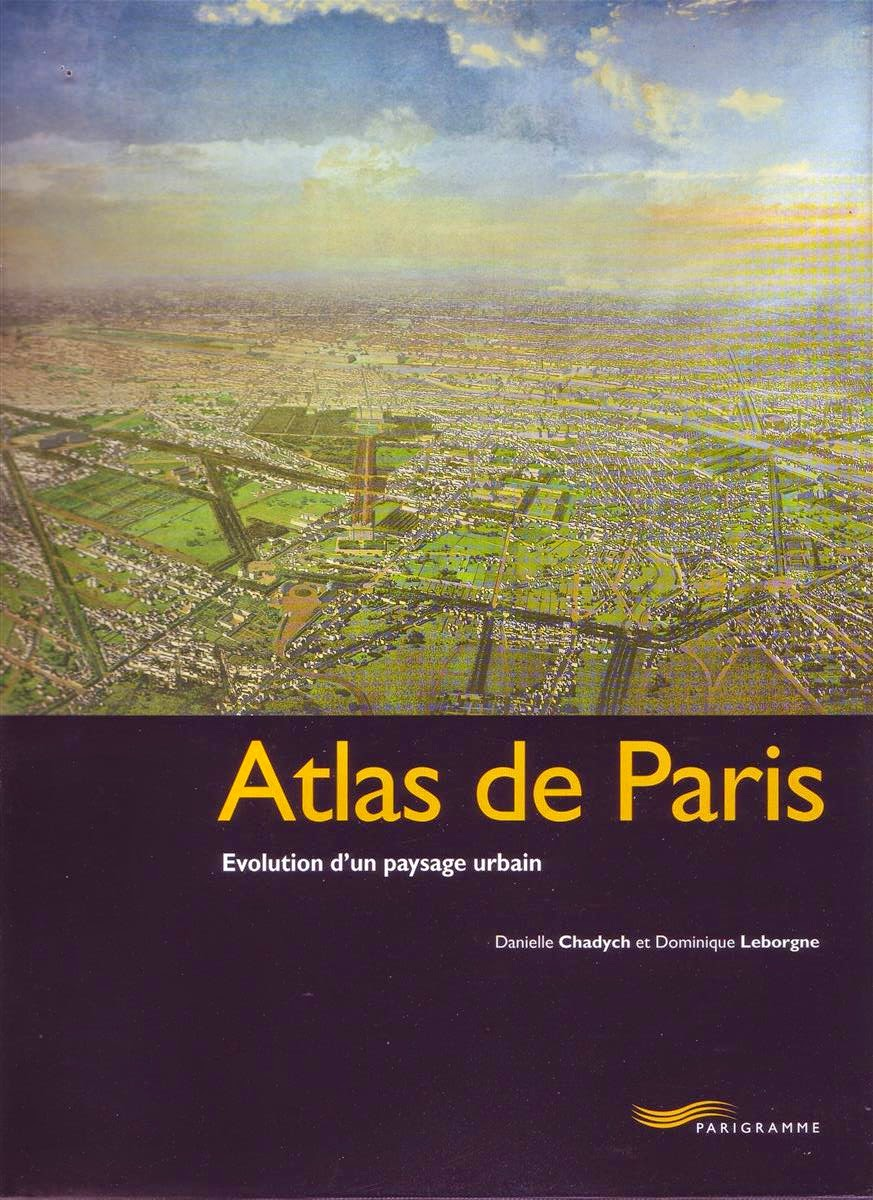 ATLAS DE PARIS