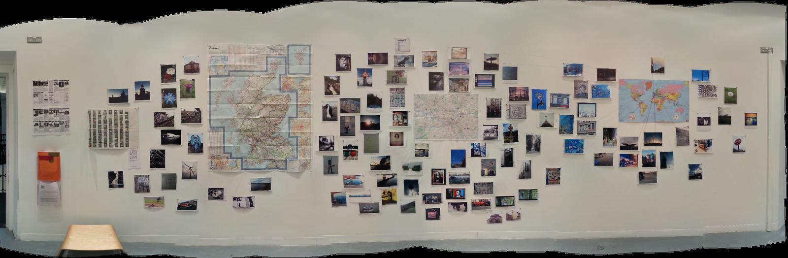GoMA, Glasgow, #SMWyourpublicart exhibit