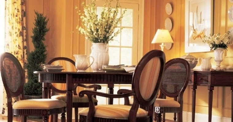 Wall paint colors for dining rooms - Dining small spaces paint ...