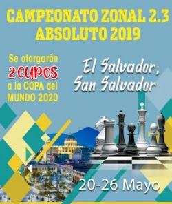 Campeonato Zonal 2.3 Absoluto 2019 (Dar clic a la imagen)
