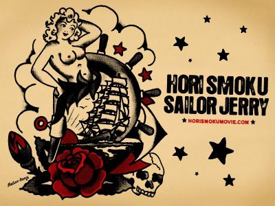 sailor jerry traditional flash art  Starring: Norman Keith 'Sailor