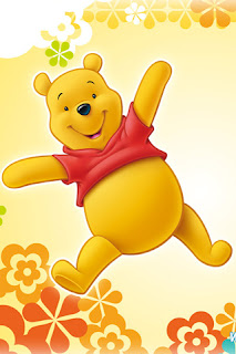 Winnie The Pooh iPhone Wallpaper