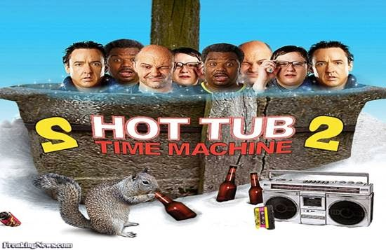 হট টাব টাইম মেশিন ২, Hot Tub Time Machine 2