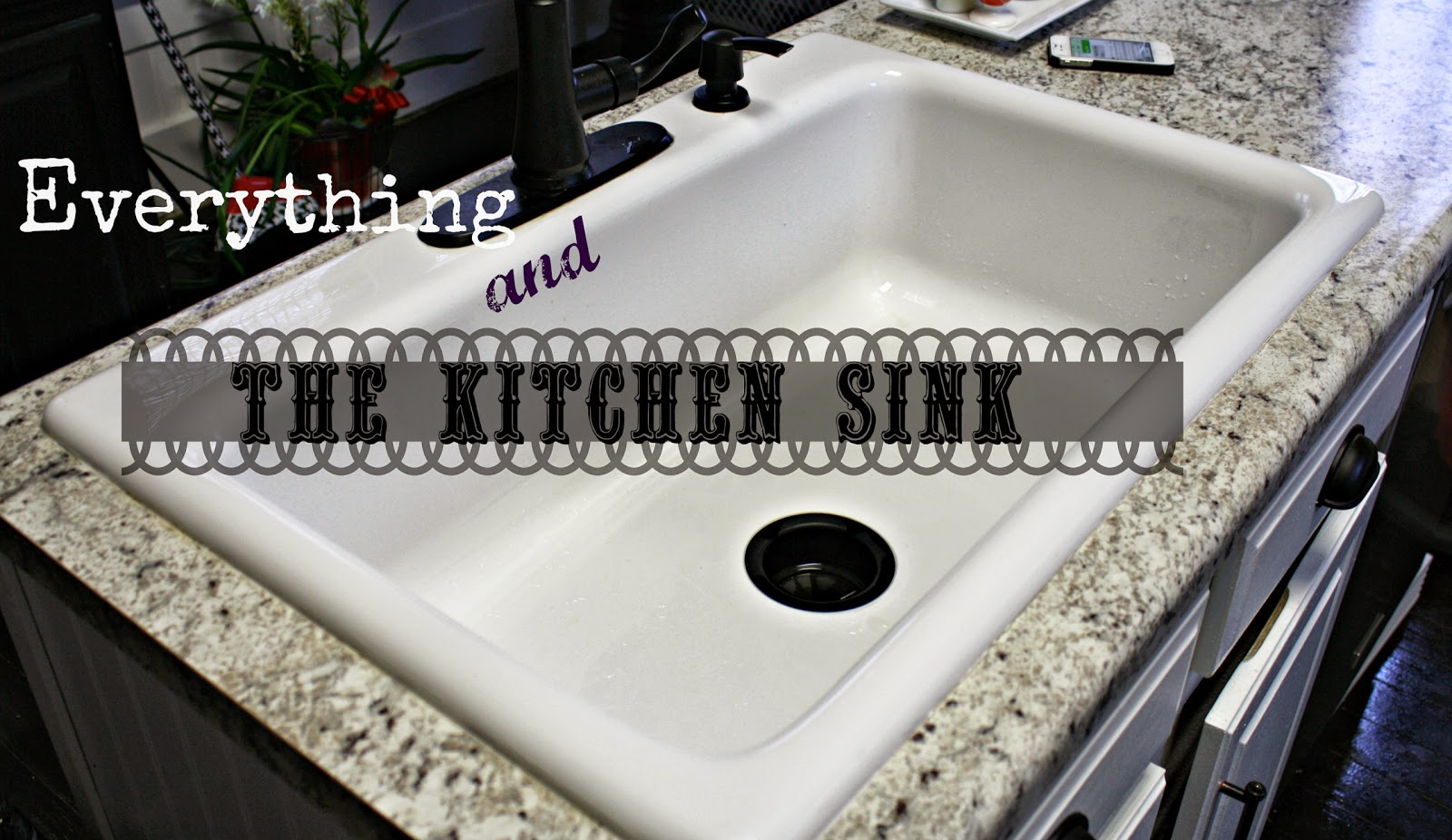 everything and the kitchen sink i have a big story to tell  everything and the kitchen sink  rh   abigstory blogspot com