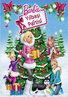Barbie Yılbaşı Partisi Türkçe Dublaj izle
