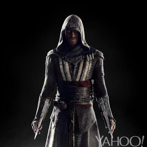 Primeira foto do filme de Assassin-s Creed é revelada