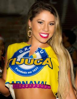 Débora Soares, que participou da sexta edição do Reality Show da Multishow, Casa Bonita se preparan