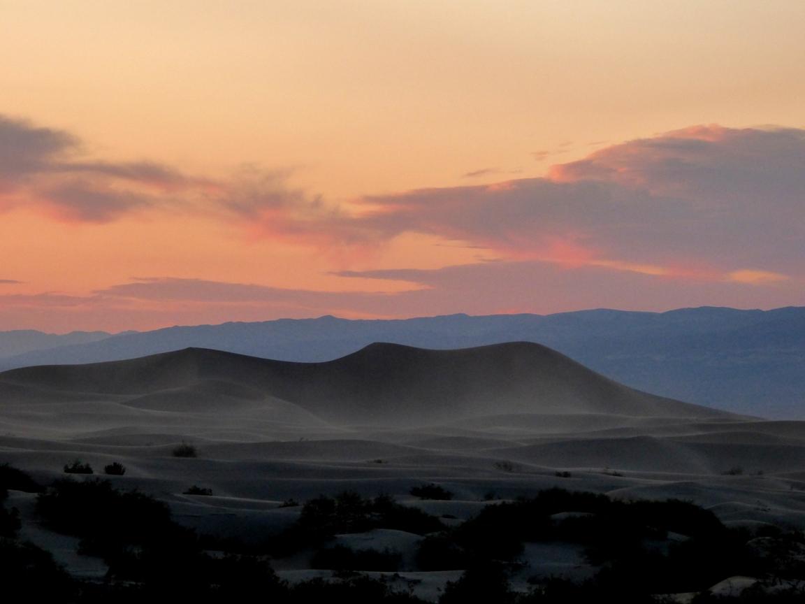 Death Valley Sunset Dunes Wallpaper Ewallpapers Hub - death valley sunset dunes wallpapers