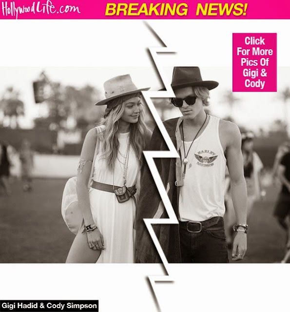 Gigi Hadid & Cody Simpson Break Up: Couple Splits Again