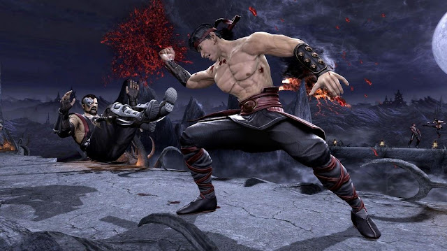 Mortal Kombat: Komplete Edition Liu Kang