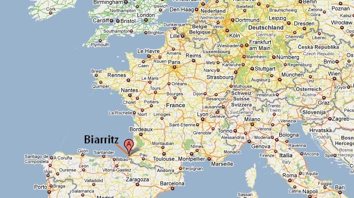 Biarritz France CitiesTips