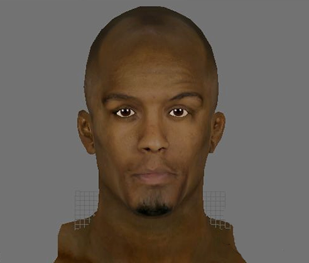 NBA 2K14 Dante Cunningham Face Patch