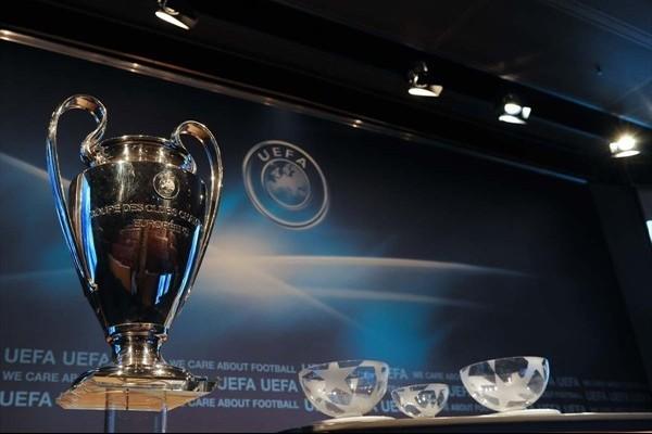 Sorteo de los octavos de final de la Champions League