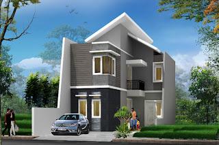 desain rumah sederhana,desain rumah 2 lantai,desain rumah tingkat minimalis