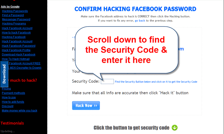 how to decrypt ufd2 hash password manually