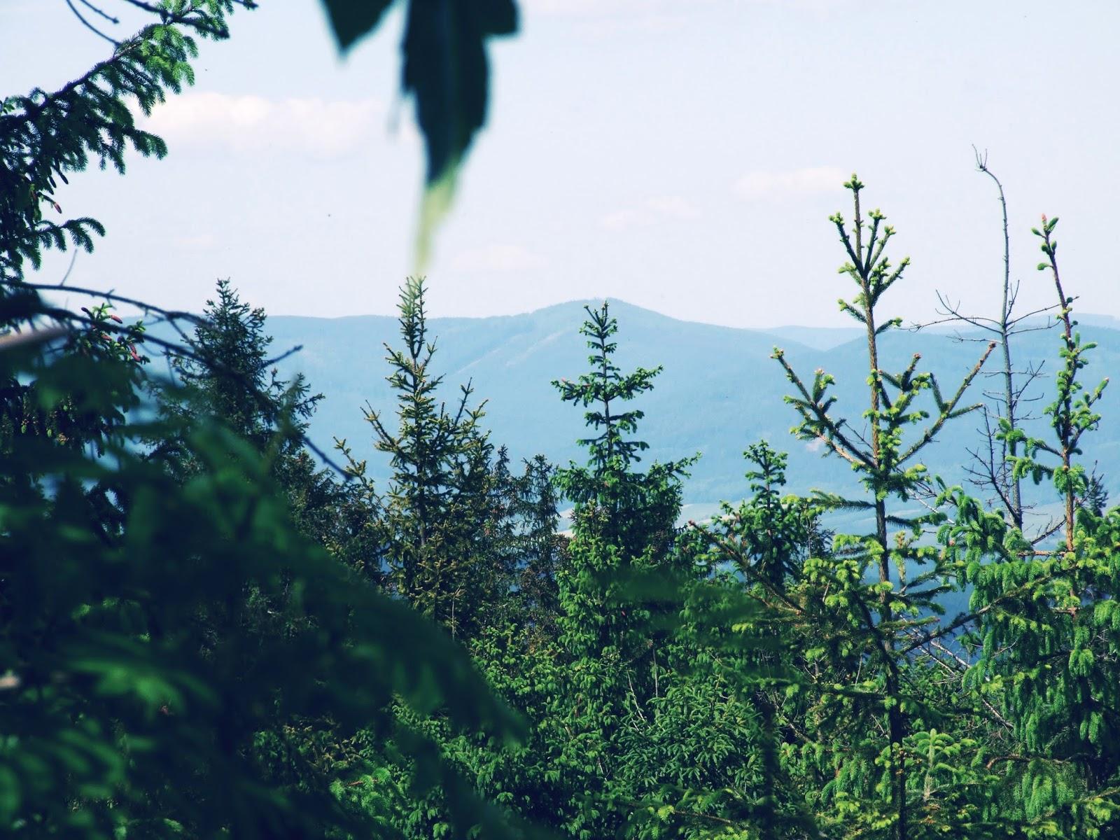 wycieczki górskie, Jarnołtówek, Zlate Hory