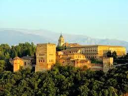 Alhambra de Granada maravilla