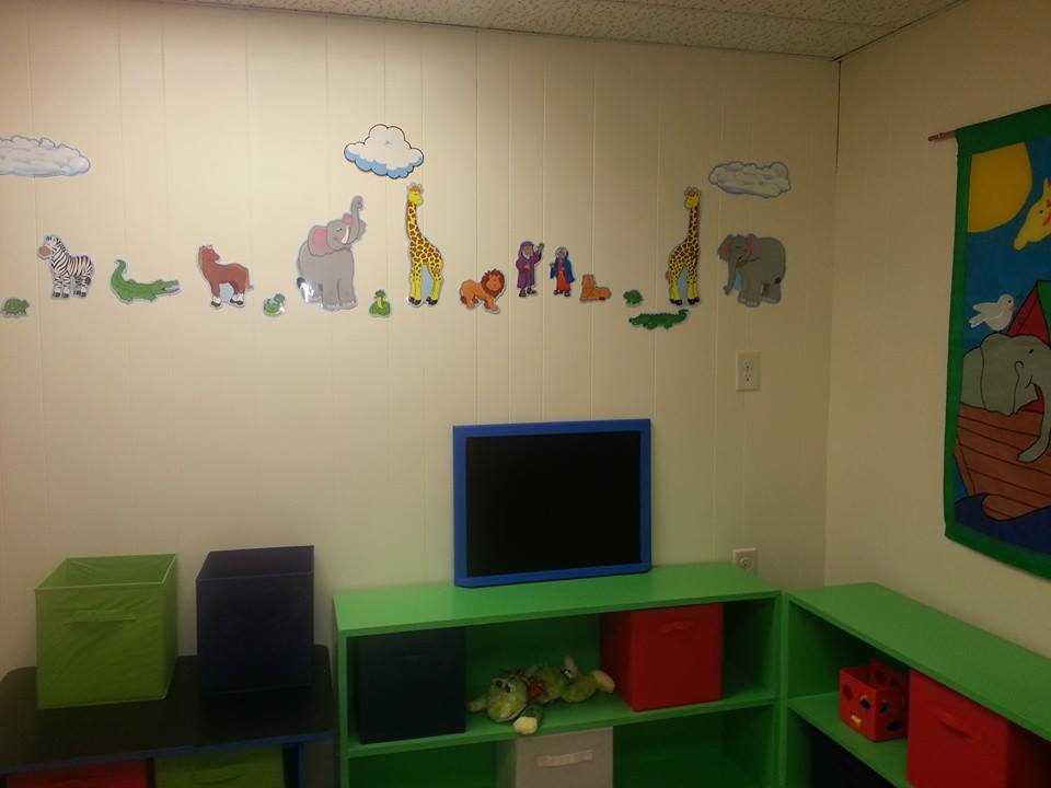 St. Matthew's Little Ones Room