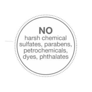natural sulfates parabens what chemical no parabens no not  in makeup no it s