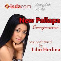 cover mp3, tag, sampul kaset, lilin herlina, new pallapa campursari 11, artis dangdut