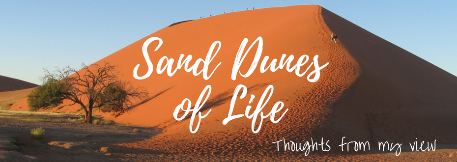 Sand Dunes of Life