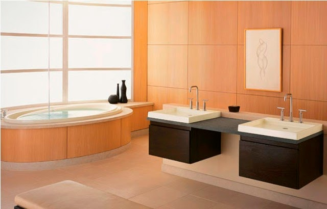 Ideas Elegant Minimalist Bathroom 2014 | Interior Design Modern ...