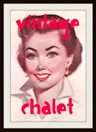 Vintage Chalet Features Vintage Shops