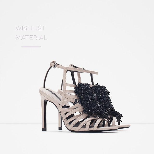 Zara, heels
