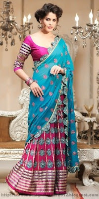 Blouse-Saree