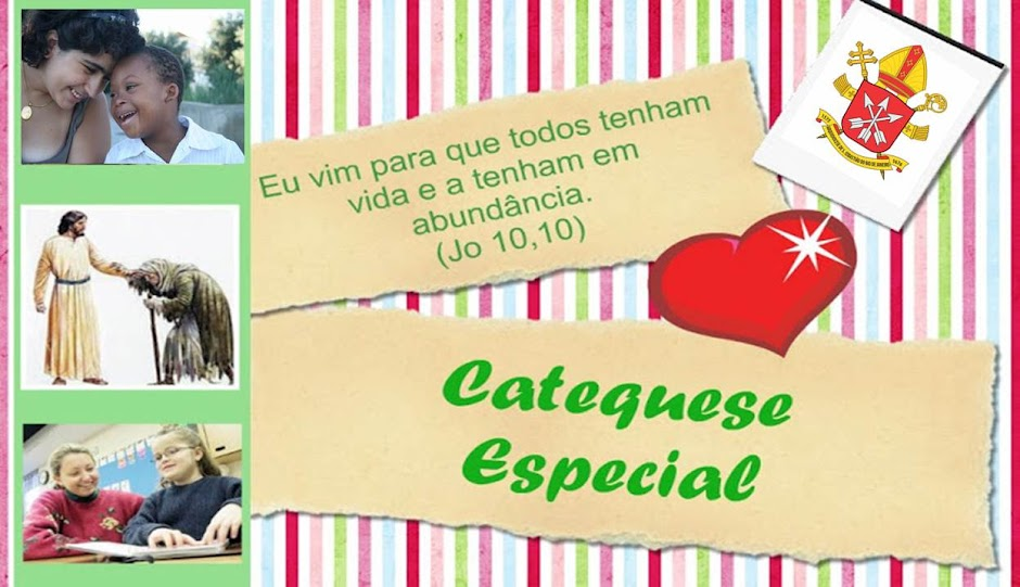 Catequese Especial