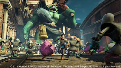 Dragon Quest Heroes Slime Edition-RELOADED For Pc 2016