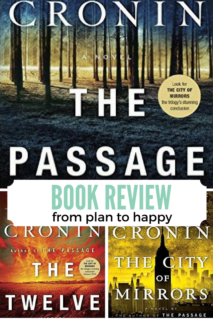 Passage Trilogy: The City of Mirrors Bk. 3 by Justin Cronin (2016, 23 disc set)