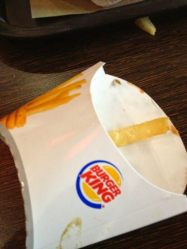 Burger King México Y Te Cuento Mi Experiencia