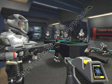 Free Download Games - Star Trek Elite Force II