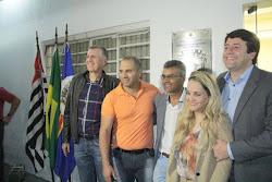 Prefeitura Inaugura o Departamento Operacional da GMC ( Guarda ) no Parque Santana 1