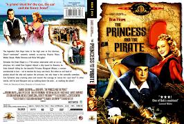 La princesa y el pirata (1944) - Carátula