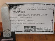 Premio Reina del Plata 2012