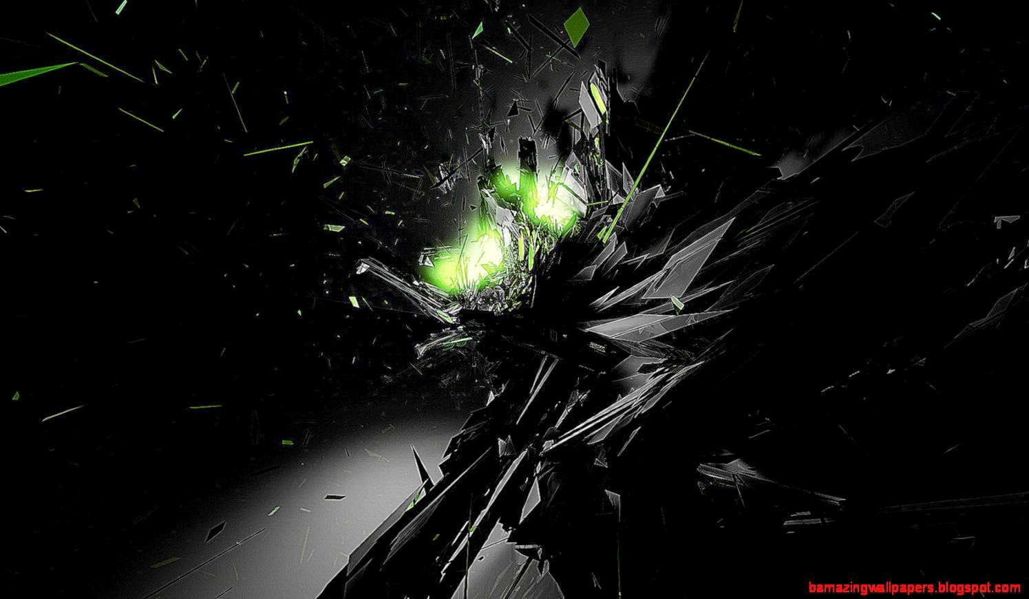 Wallpapers For gt Awesome Dark Abstract Wallpapers