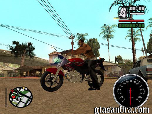 Ixion Red Indonesia Gtasanbra Grand Theft Auto Mods Cheats