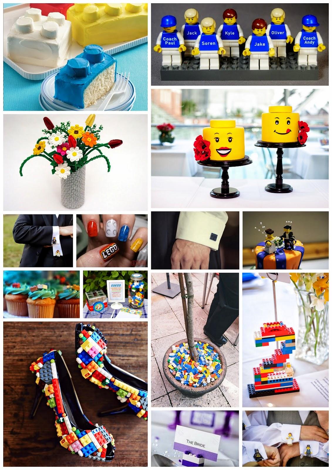 Matrimonio Tema Lego : Matrimonio e un tocco di classe temi per