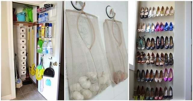 19 DIY Hacks To Organize Your Whole House Update