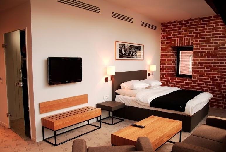 Hoteles en Polonia - Hotel the Granary