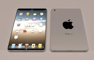 The concept is said to be the iPad mini from Apple.