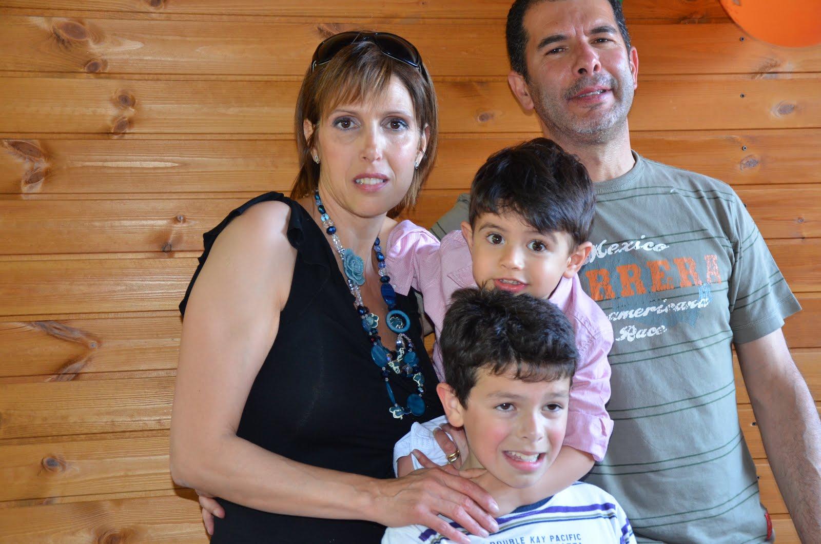 Io e la mia famiglia